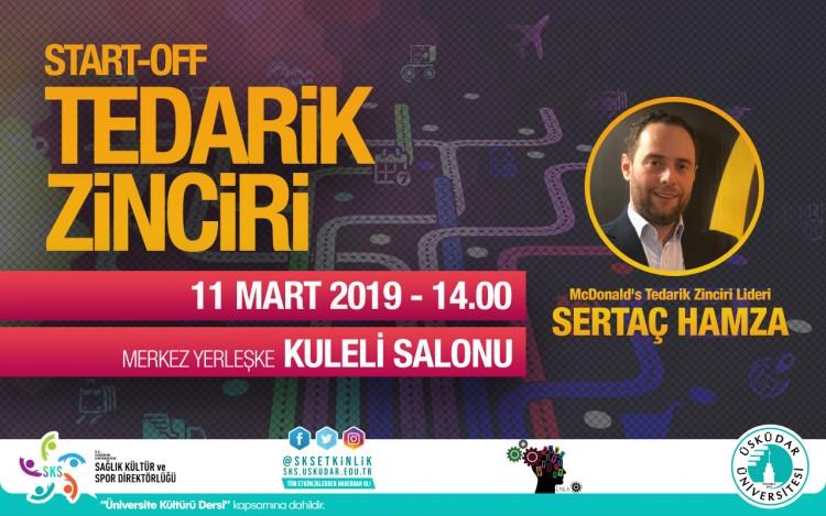 Start-Off Tedarik Zinciri