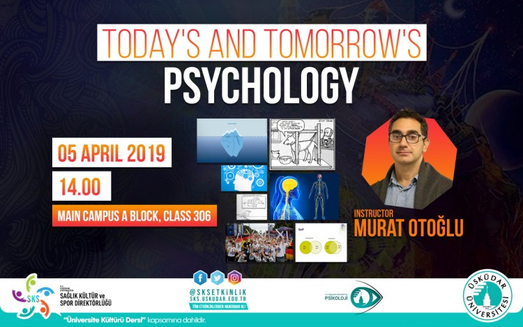 Today's and Tomorrow's Psychology