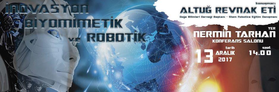 Biyomimetik ve Robotik